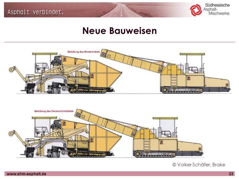 Neue Bauweisen © Volker Schäfer, Brake