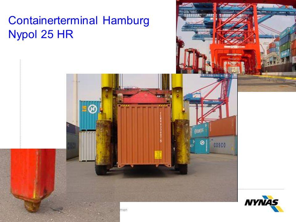 Containerterminal Hamburg Nypol 25 HR