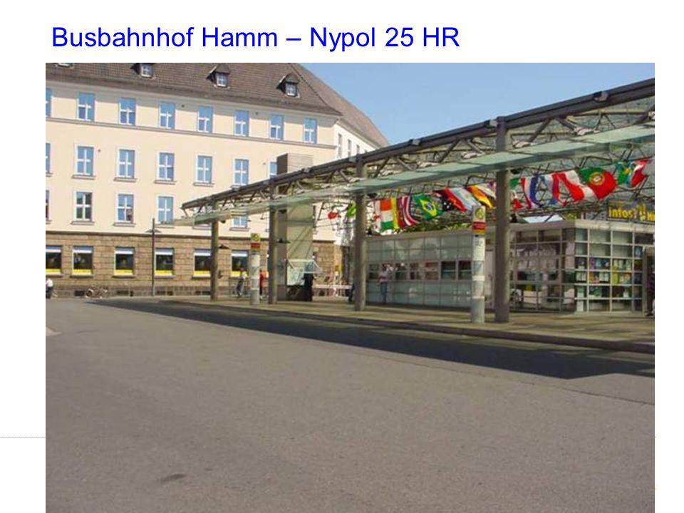 Busbahnhof Hamm – Nypol 25 HR