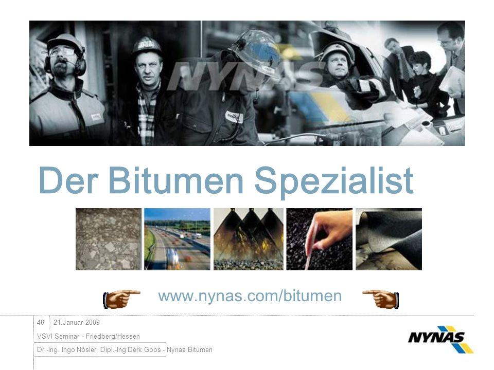 Der Bitumen Spezialist