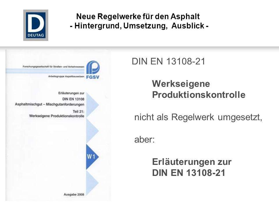Werkseigene Produktionskontrolle