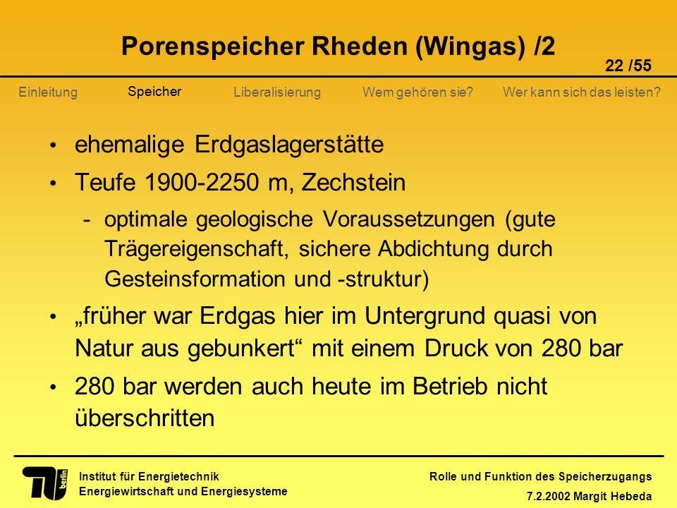 Porenspeicher Rheden (Wingas) /2