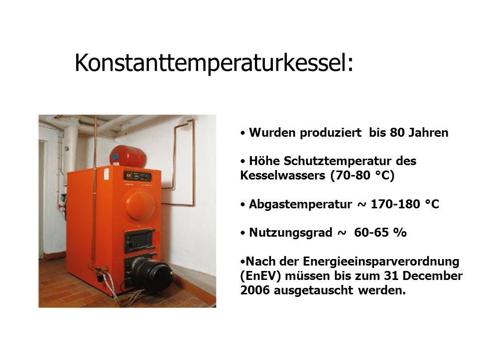 Konstanttemperaturkessel: