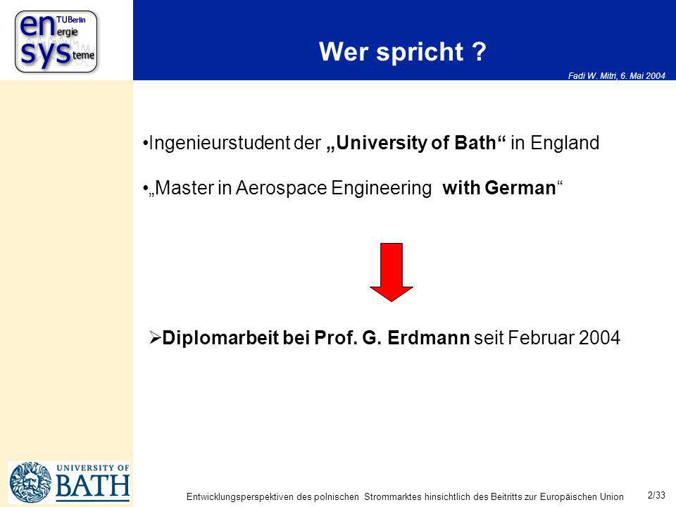 "Wer spricht Ingenieurstudent der ""University of Bath in England"