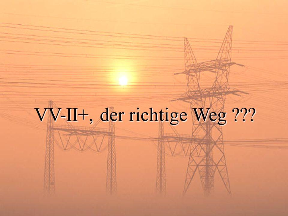 VV-II+ David Wenger, Frank Peter