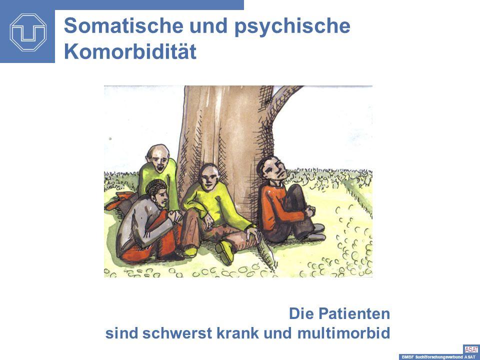 Somatische und psychische Komorbidität
