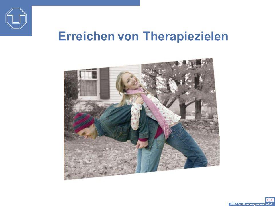 Erreichen von Therapiezielen