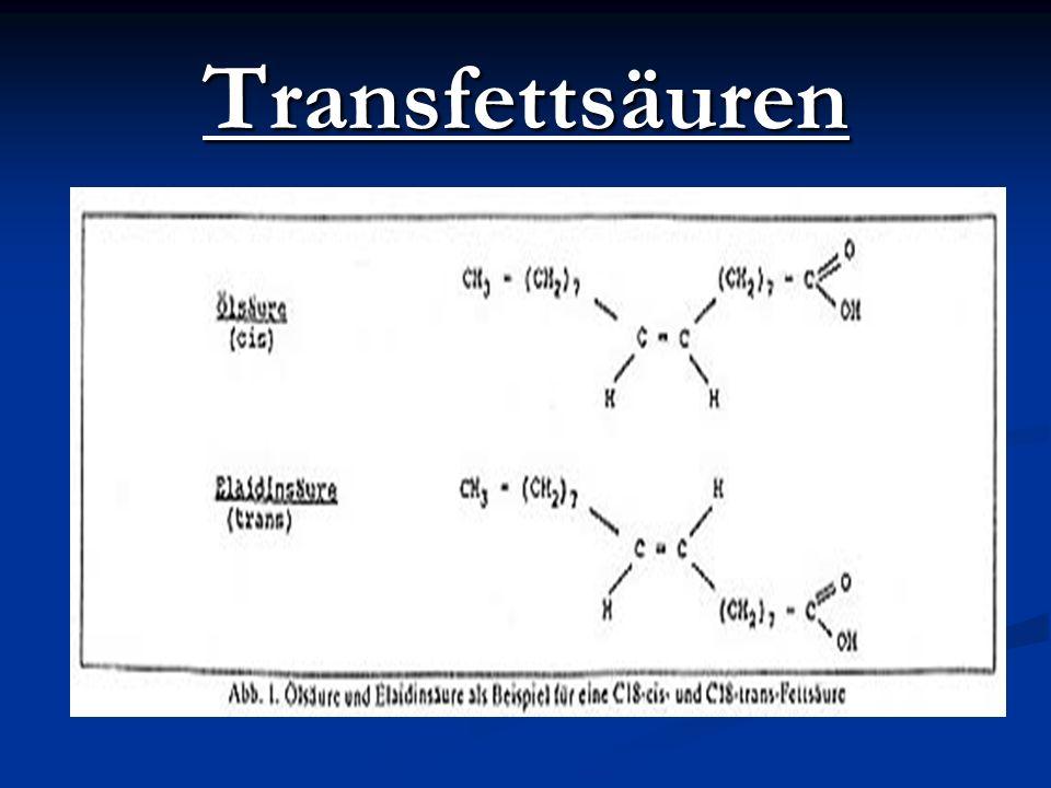 Transfettsäuren