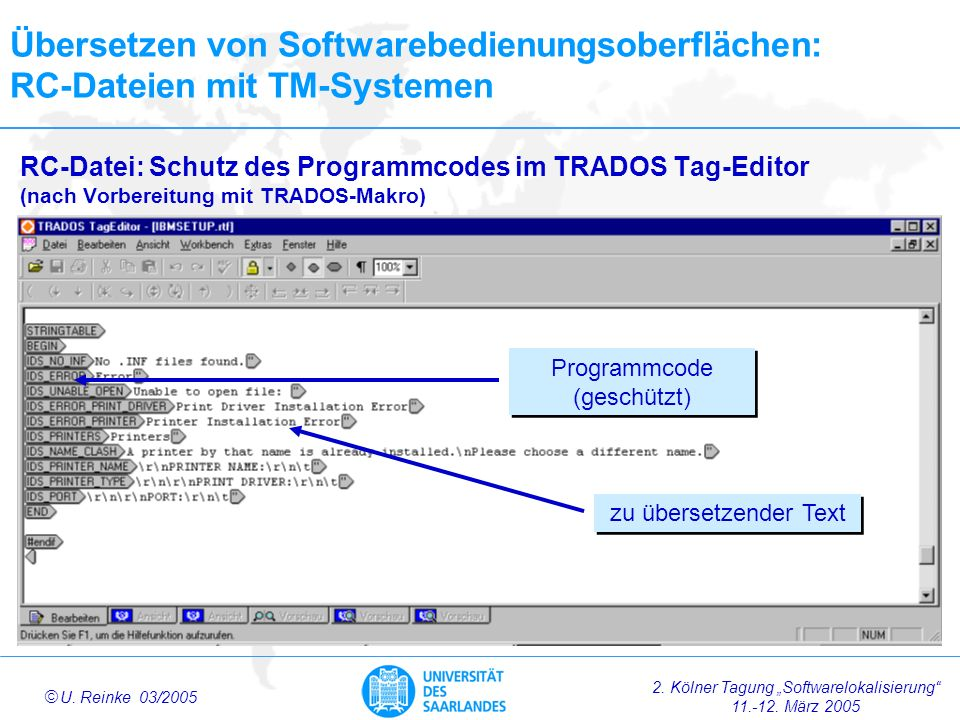 Programmcode (geschützt)