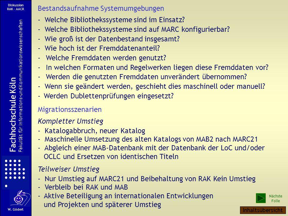 Fachhochschule Köln Fachhochschule Köln Fachhochschule Köln