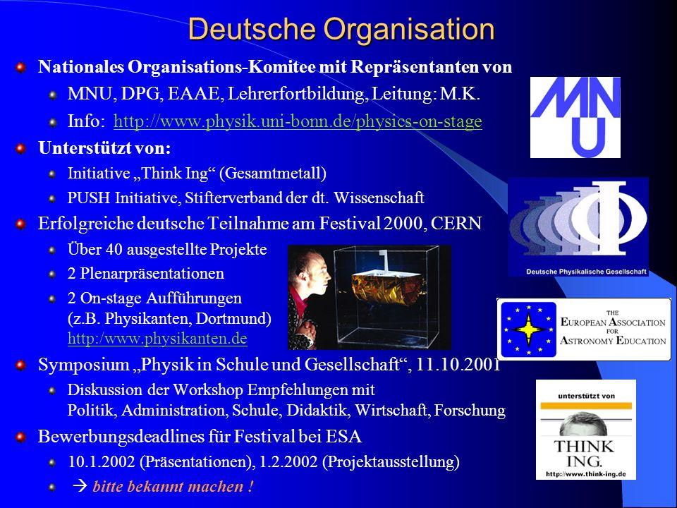 Deutsche Organisation