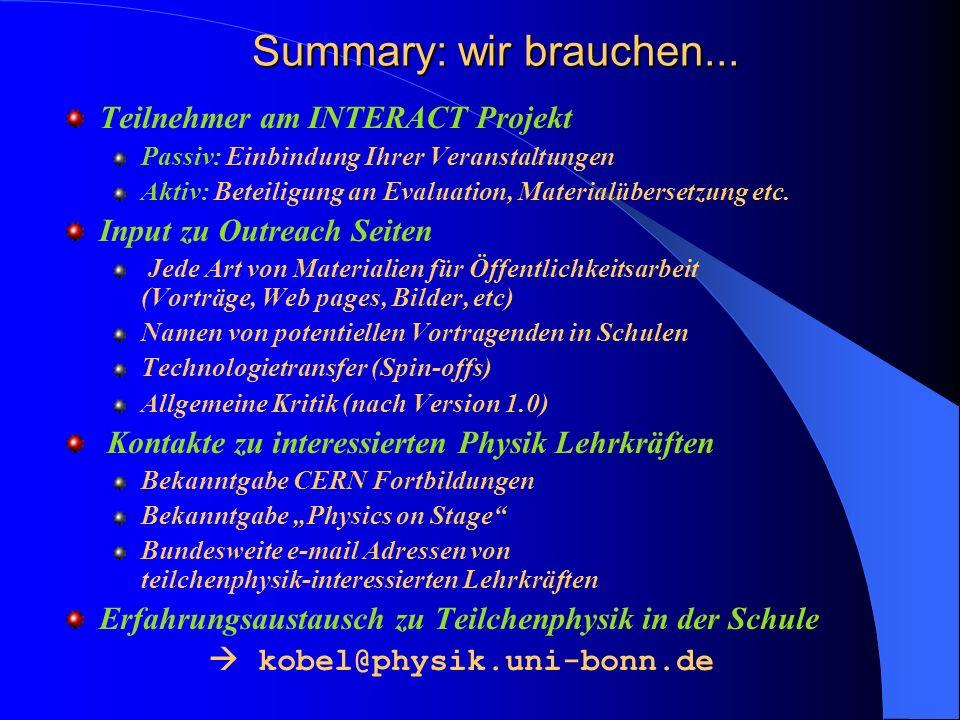  kobel@physik.uni-bonn.de