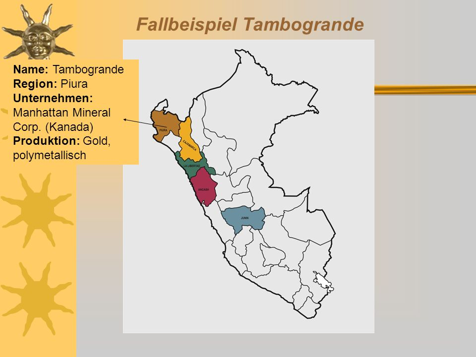 Fallbeispiel Tambogrande