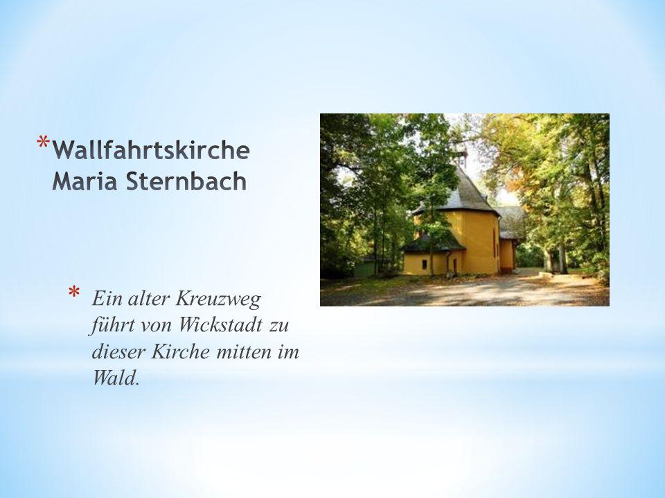 Wallfahrtskirche Maria Sternbach