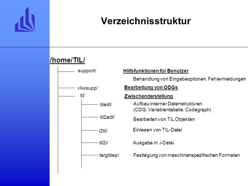 Hilfsfunktionen für Benutzer