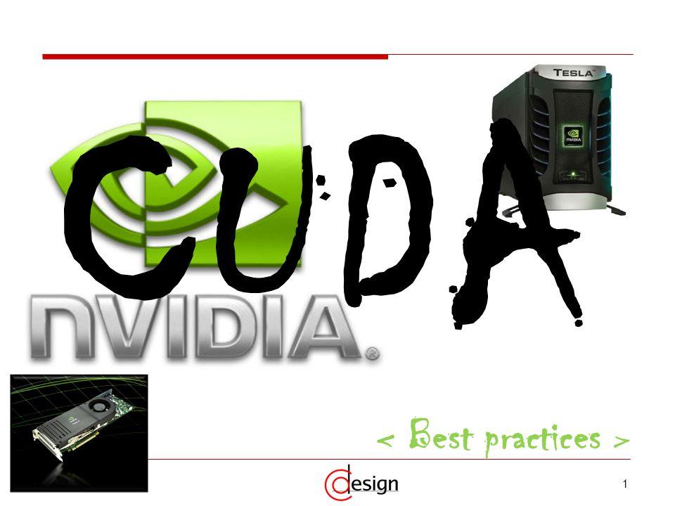 < Best practices >