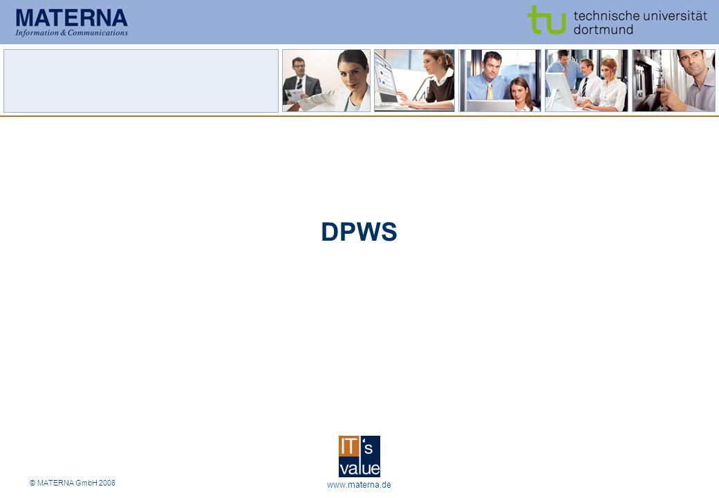DPWS www.materna.de