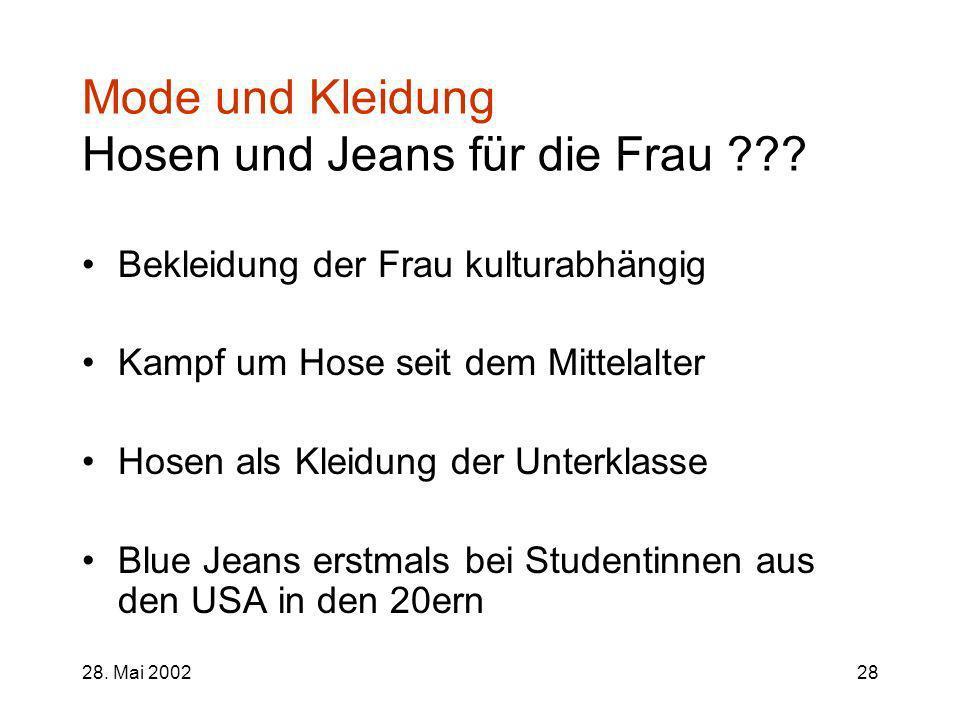 Mode und Kleidung Hosen und Jeans für die Frau