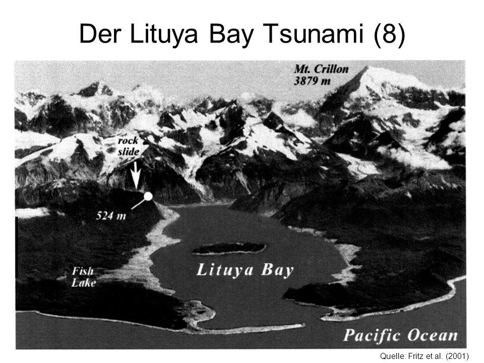 Der Lituya Bay Tsunami (8)