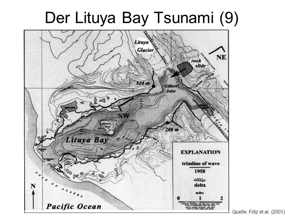 Der Lituya Bay Tsunami (9)