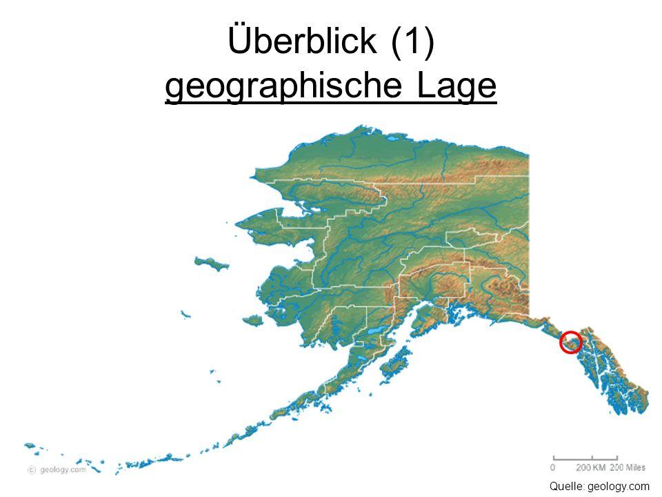 Überblick (1) geographische Lage