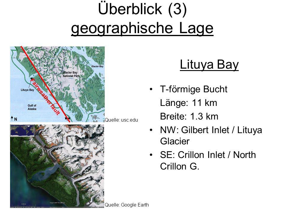 Überblick (3) geographische Lage