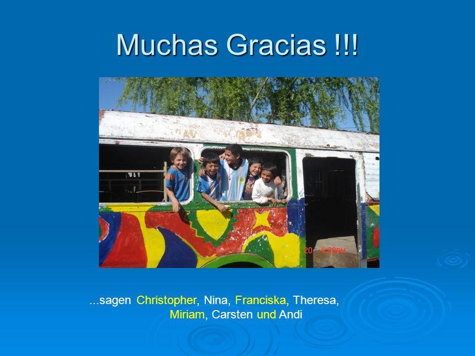 Muchas Gracias !!.