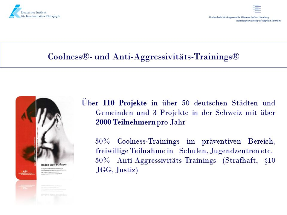 Coolness®- und Anti-Aggressivitäts-Trainings®