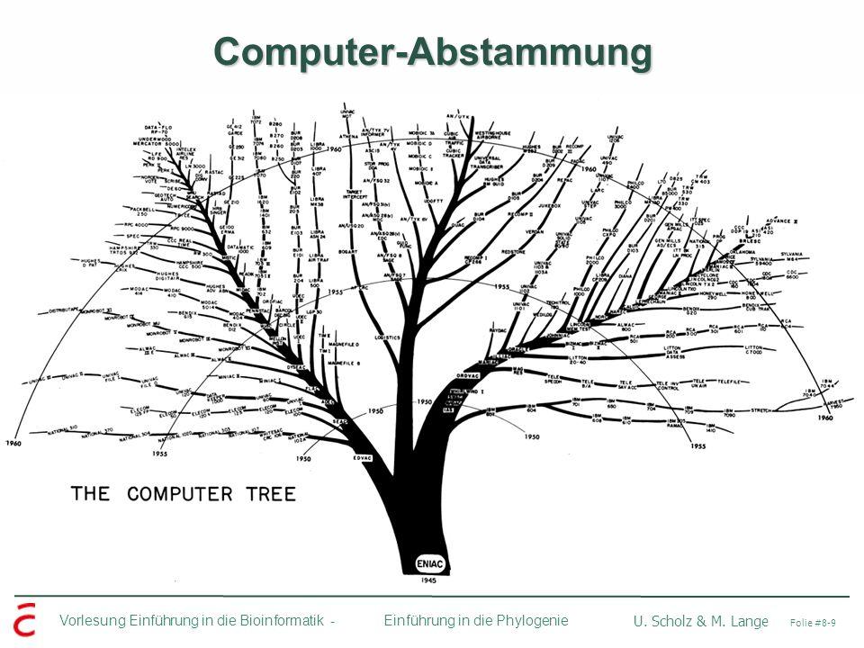 Computer-Abstammung