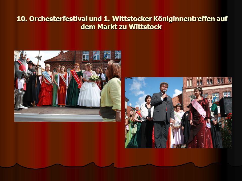 10. Orchesterfestival und 1