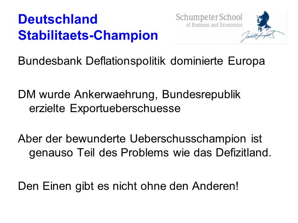 Deutschland Stabilitaets-Champion