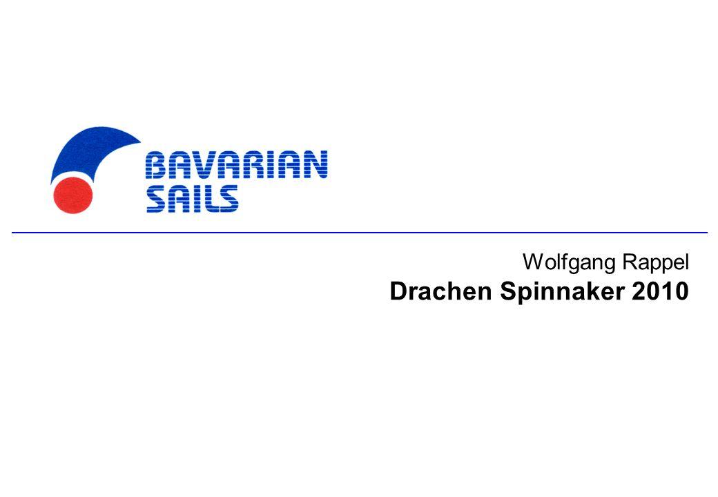 Wolfgang Rappel Drachen Spinnaker 2010