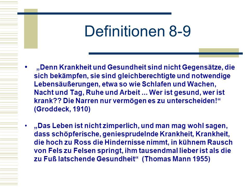 Definitionen 8-9