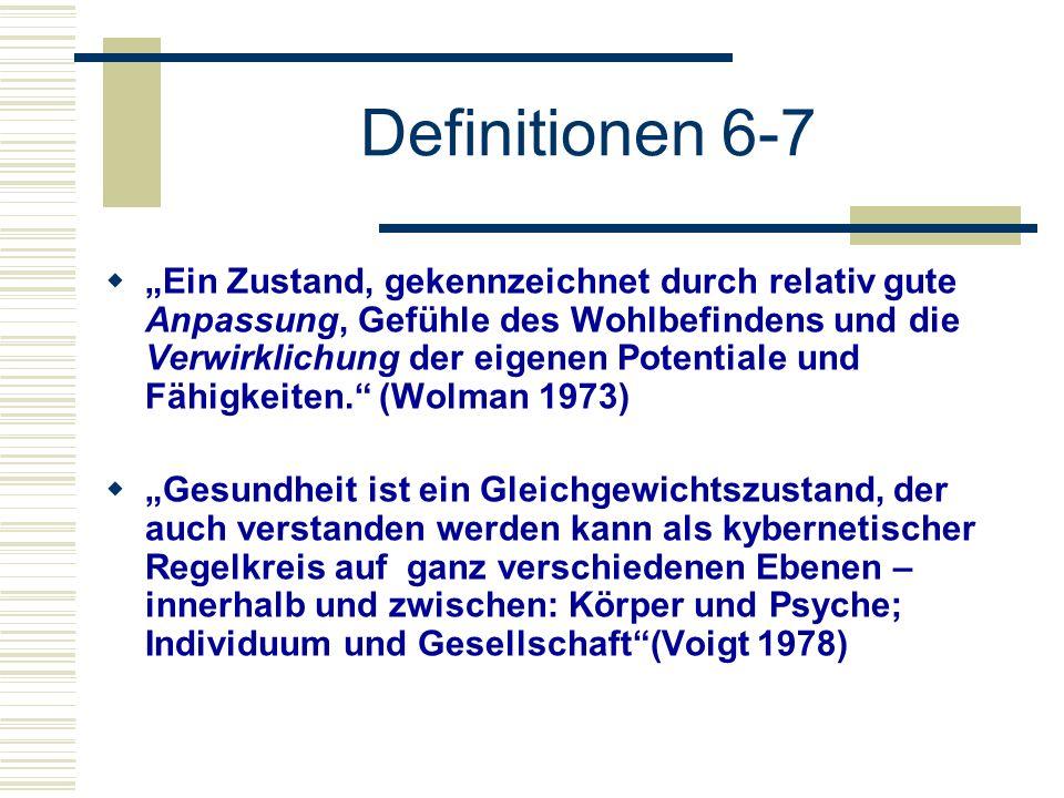 Definitionen 6-7