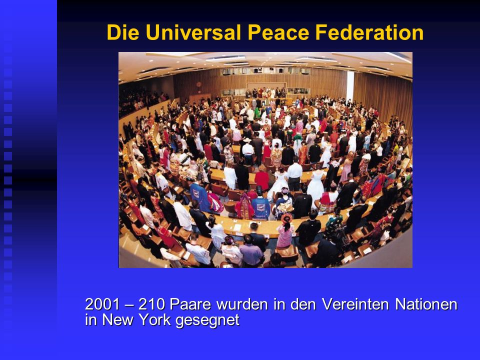 Die Universal Peace Federation