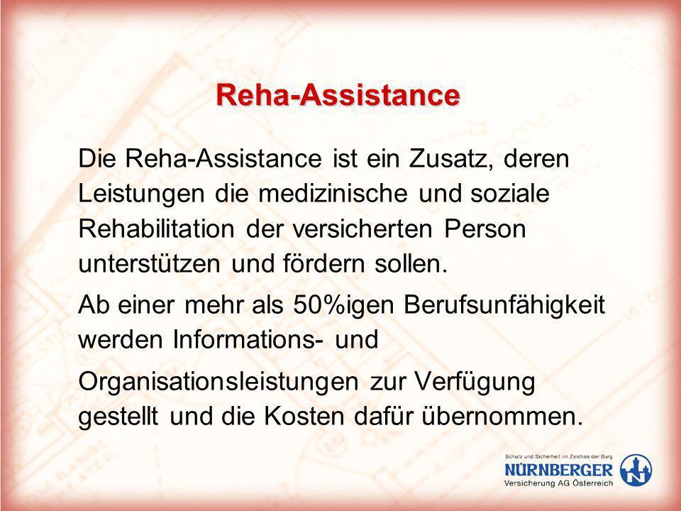 Reha-Assistance