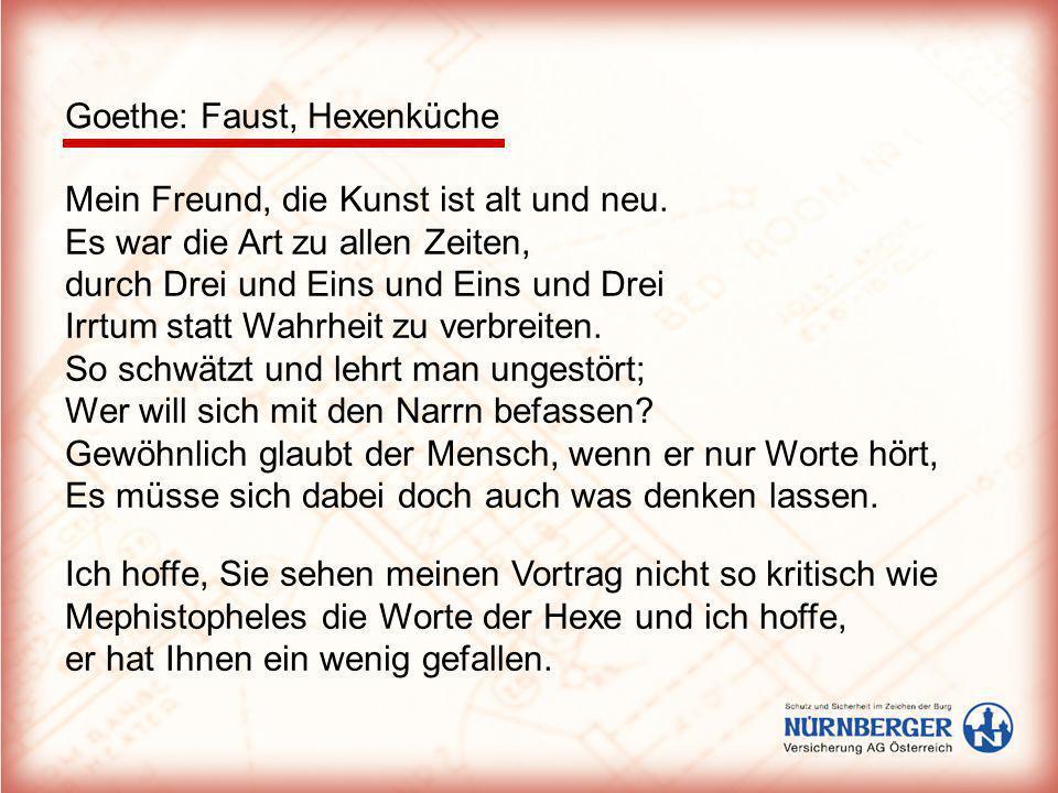Goethe: Faust, Hexenküche