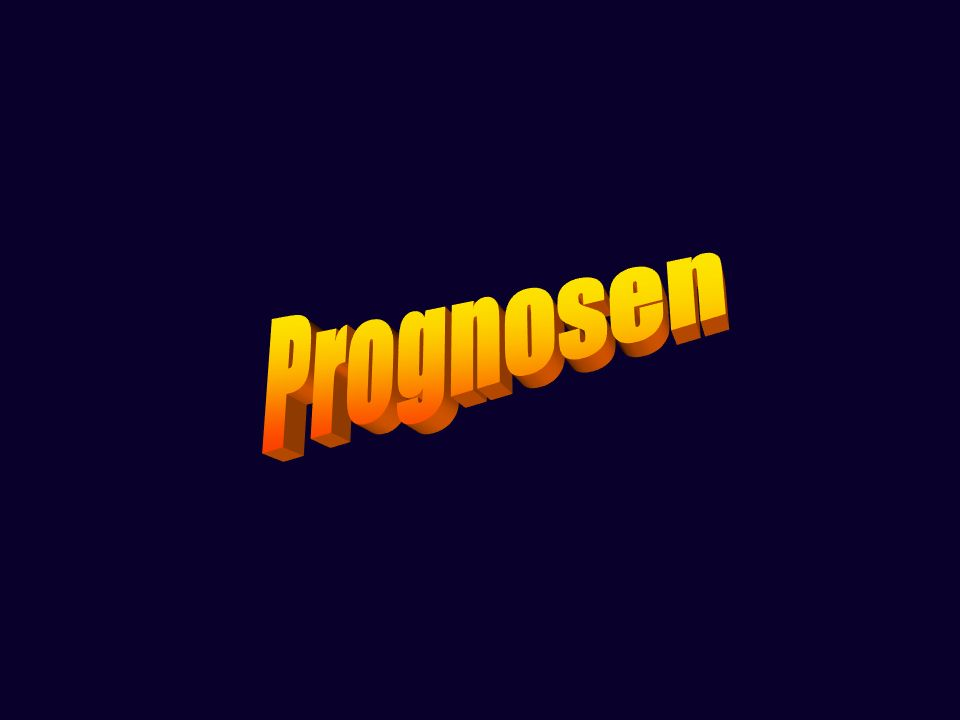 Prognosen