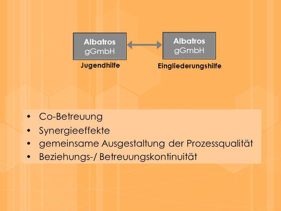 gemeinsame Ausgestaltung der Prozessqualität