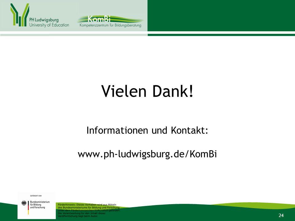 Informationen und Kontakt: