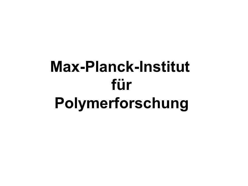 Max-Planck-Institut für Polymerforschung