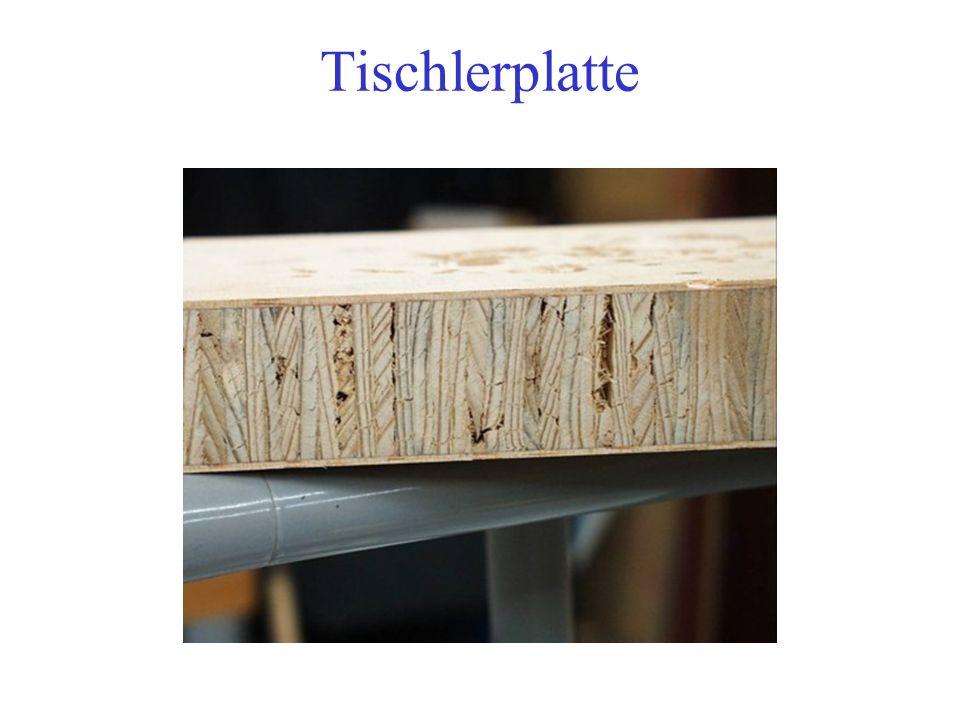 Tischlerplatte