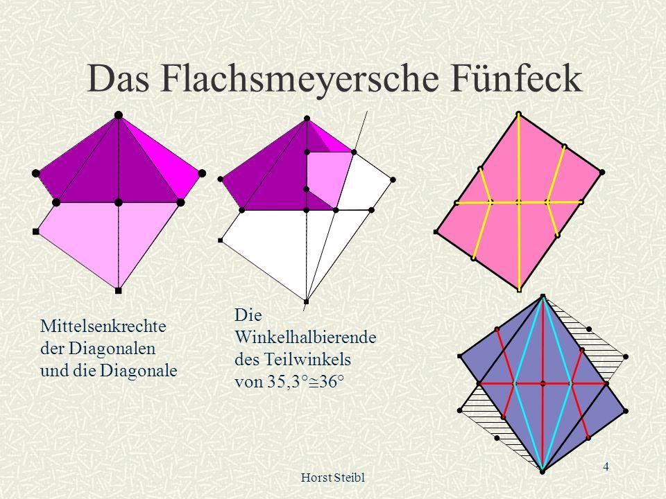 Das Flachsmeyersche Fünfeck