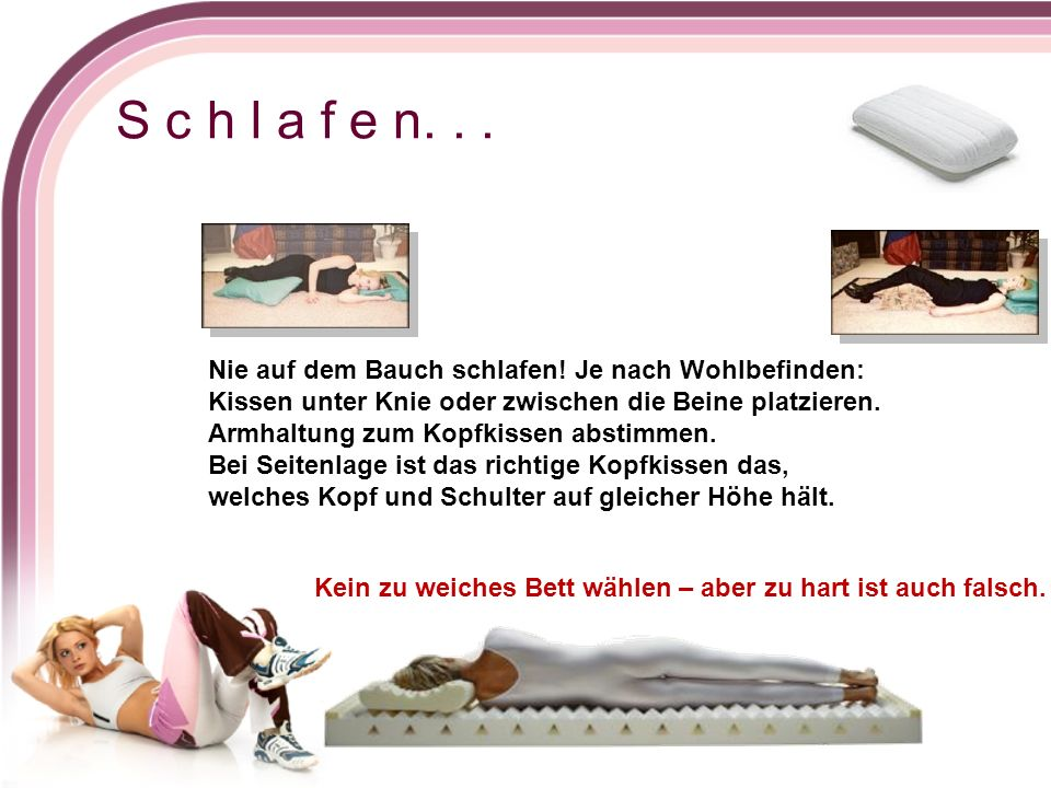 ihr r cken und was sie selbst tun k nnen ppt video online herunterladen. Black Bedroom Furniture Sets. Home Design Ideas