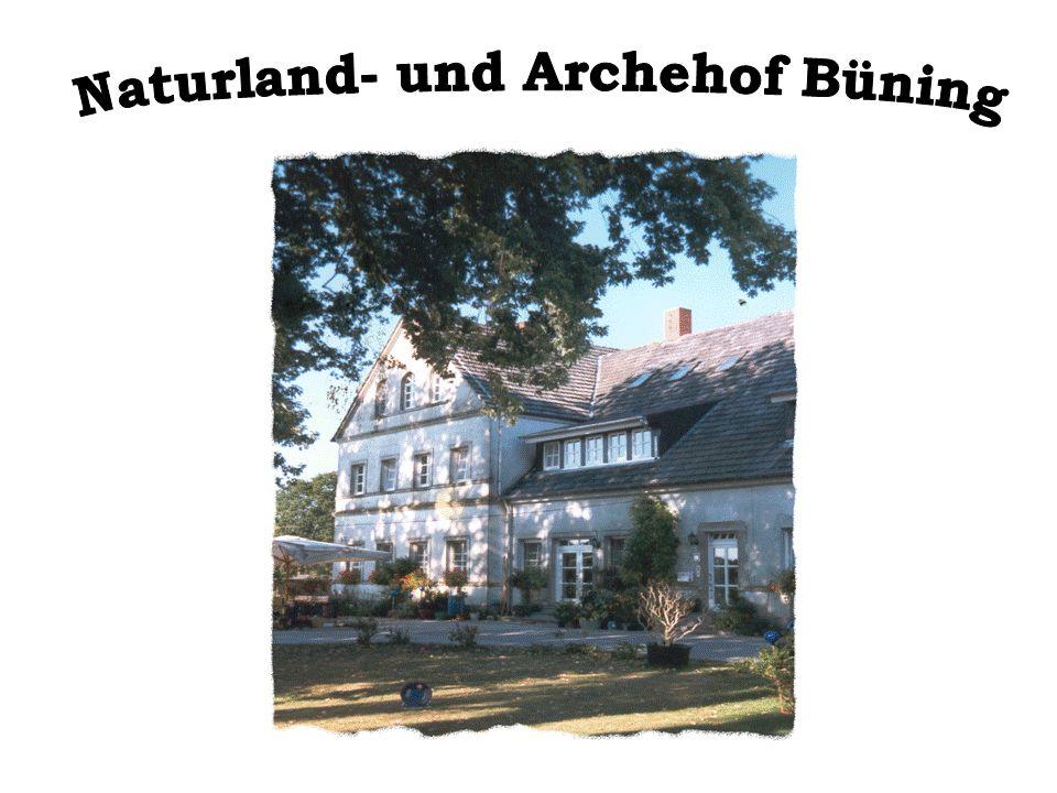 Naturland- und Archehof Büning