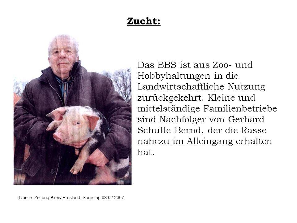 (Quelle: Zeitung Kreis Emsland, Samstag 03.02.2007)