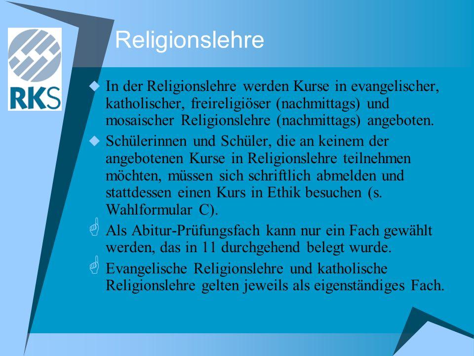 Religionslehre