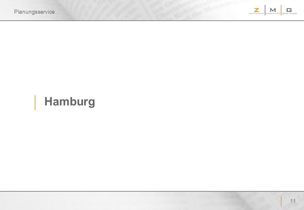 Planungsservice Hamburg