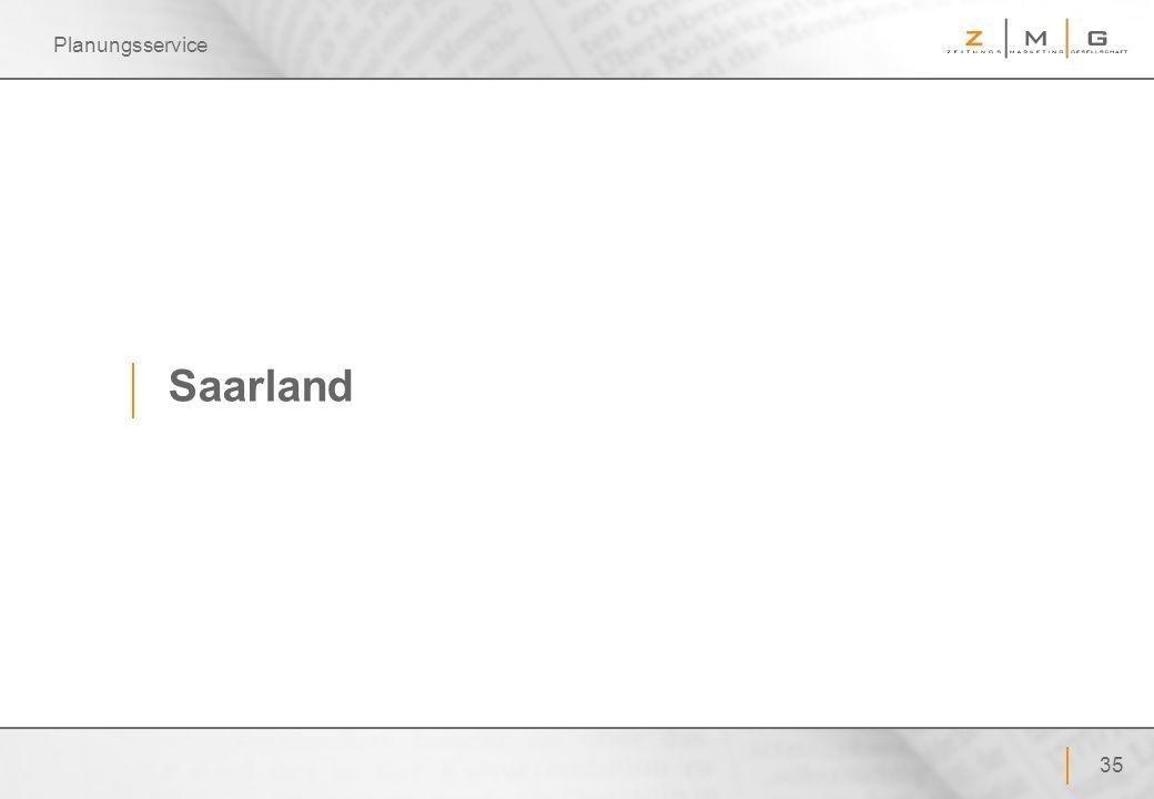 Planungsservice Saarland