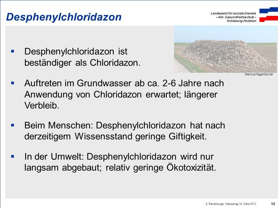 Desphenylchloridazon
